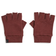 rukavice BRIXTON - Robbie Fingerless Gloves Plum (PLUM)