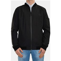 bunda REELL - Technical Flight Jacket Black (BLACK)