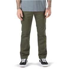nohavice VANS - Authentic Chino Stretch Grape Leaf (KCZ)