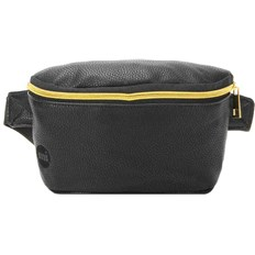 ľadvinka MI-PAC - Bum Bag Tumbled Black (001)