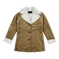 kabát BLEND SHE - Sheapa coat Vintage shearling (27900)