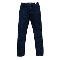 legíny BLEND SHE - Moon Casey jeggings Blue spot denim (29034)