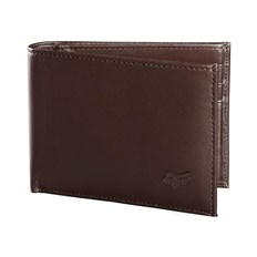 peňaženka FOX - Bifold Leather Wallet Brn (081)