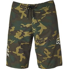 plavky FOX - Overhead Camo Stretch Bs Green Camo (031)