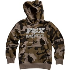 mikina FOX - Youth Charger Pullover Fleece Camo (027)