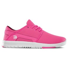 topánky ETNIES - Girl Scout Wmns Pink/White/Pink (682)