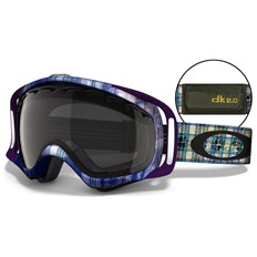 snb okuliare OAKLEY - Danny Kass Signature Series Crowbar Grunge/Grey Polarized (GRUNGE GREY POLARIZ