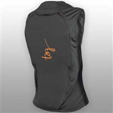 chrániče TSG - Backbone Vest Wmn D3O Black Orange (114)