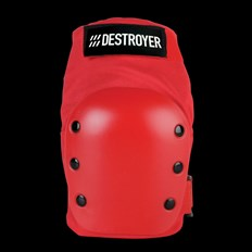 chránič DESTROYER - Rec Knee Red (RED)