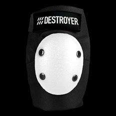 chránič DESTROYER - Am Elbow Black/White (BWT)