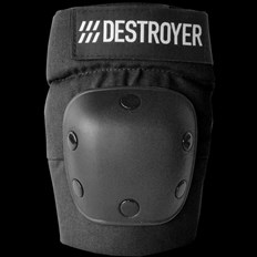 chránič DESTROYER - Rec Elbow Black (BLK)