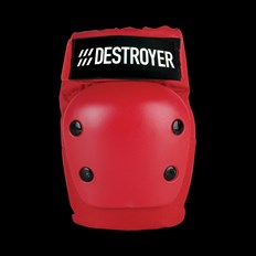 chránič DESTROYER - Rec Elbow Red (RED)