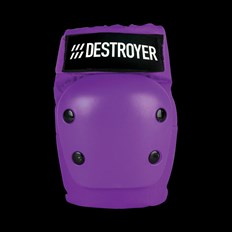 chránič DESTROYER - Rec Elbow Purple (PRP)