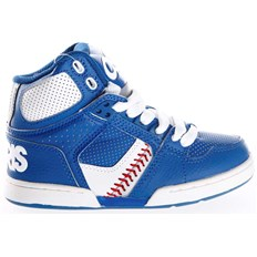 topánky OSIRIS - Youth-Boys Nyc 83 Blue/White/Red (968)