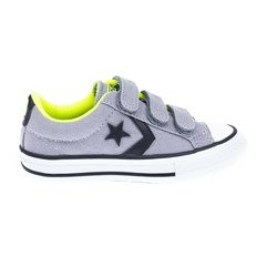 topánky CONVERSE - Star Player Ev 3V Dolphin/Black/Safety Yellow (DOLPHIN/BLK/SAFETY Y)