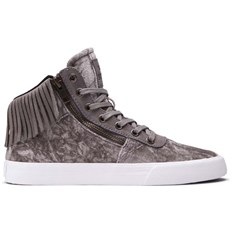 topánky SUPRA - Cuttler Grey/White (015)