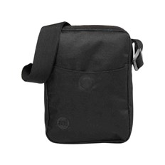 taška cez rameno MI-PAC - Flight Bag Classic All Black (001)