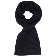 šál BENCH - Rib Scarf Black Beauty (BK11179)