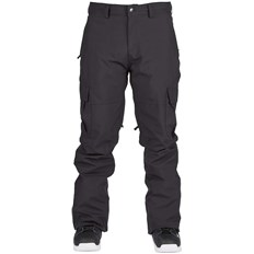 nohavice BONFIRE - Tactical Pant Black (BLK)