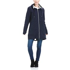 BENCH - 2In1 Parka With Det: Lining  Maritime Blue (BL193)