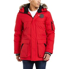 BENCH - Nomens Parka Red (RD012)