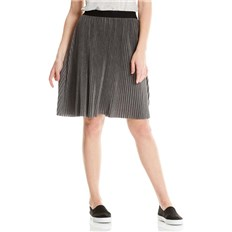 košela BENCH - Pleated Jersey Skirt Winter Antracite Marl (MA1055)
