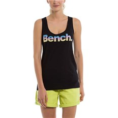tielko BENCH - Corp Logo Tank Top Black Beauty (BK11179)