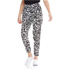 nohavice BENCH - Trousers Black Beauty Aop (P1001)