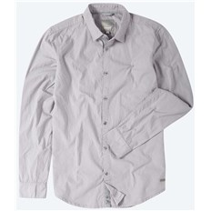 BENCH - Crinkle Cotton Light Grey (GY003)