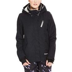 BENCH - Short Bomber Jacket Black Beauty (BK11179)