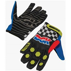 rukavice DGK - Team Hustle Custom Gloves Multi  (MULTI)
