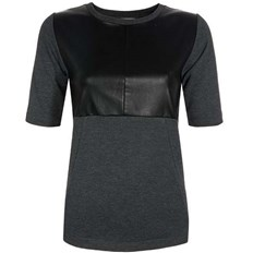 sveter NIKITA - Geo Sweater Black (BLK)