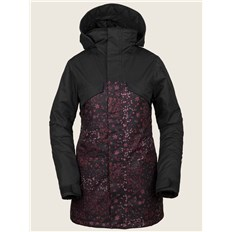 bunda VOLCOM - Vault 3-In-1 Jacket Black Floral Print (BFP)