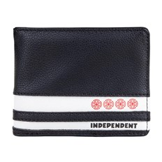 peňaženka INDEPENDENT - Crosses Wallet Black (BLACK)
