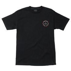 tričko INDEPENDENT - Thrasher Oath Regular T-Shirt Black (101261)