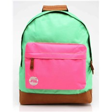 batoh MI-PAC - Tonal Kelly Green/Hot Pink (396)