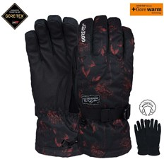 rukavice POW - Ws Crescent Gtx Long Glove Nightfall (NF)