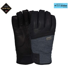 rukavice POW - Ws Empress Gtx Glove +Active Black (BK)