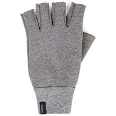 rukavice BRIXTON - Robbie Fingerless Gloves Heather Grey (HTGRY)