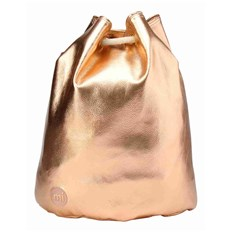 cestovná taška MI-PAC - Swing Bag Metallic Rose Gold (005)
