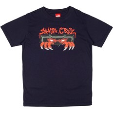 tričko SANTA CRUZ - Youth Unknown T-Shirt Dark Navy (DARK NAVY)