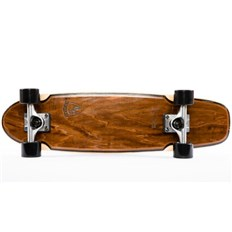 cruiser SKATE DESIGNS - B-15 Beveler Rocker Brown (BROWN BLACK)