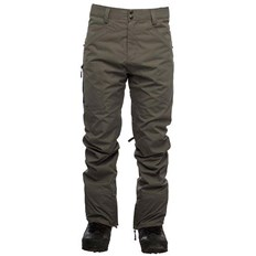 nohavice SESSIONS - Agent Pant Charcoal (CHA)