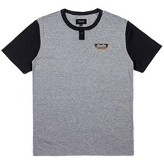 košela BRIXTON - Normandie Heather Grey/Black (HTGBK)