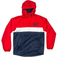bunda DGK - Blocked Jacket Red (RED)