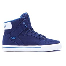 boty SUPRA - Toddler Vaider Royal-White (ROY)