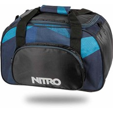 taška NITRO - Duffle Bag Xs Fragments Blue (020)