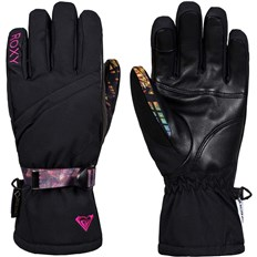 rukavice ROXY - Gore-Tex Crystal Gloves True Black (KVJ0)
