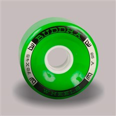 kolieska BUDDHA WHEELS - Fukyo 70mm 85A (GRN)